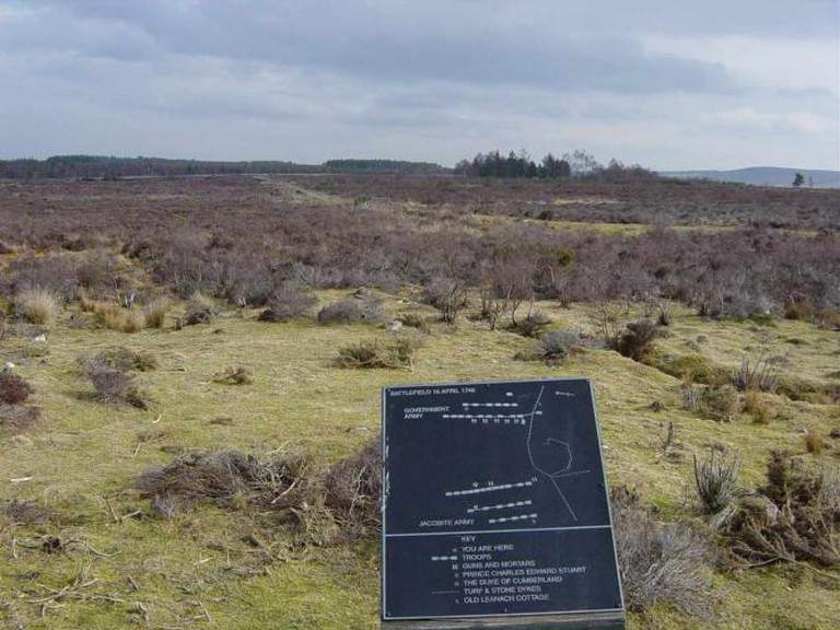 Culloden Battlefield | © Daveahern/WikiCommons