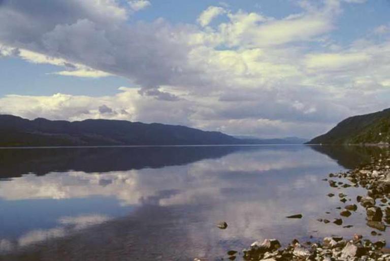 Loch Ness | © Rebel yell/WikiCommons