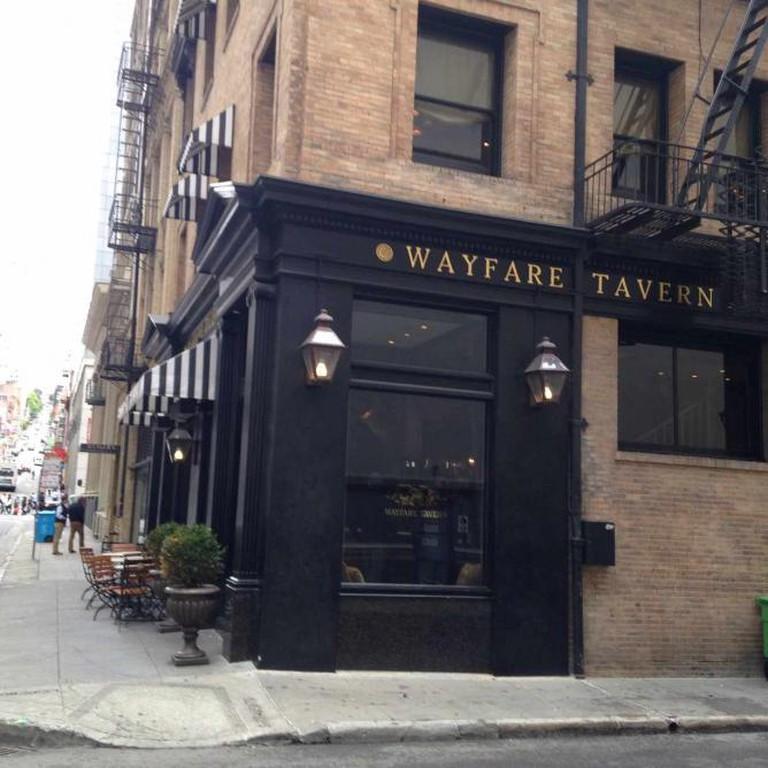Wayfare Tavern   © Richard Aradundi