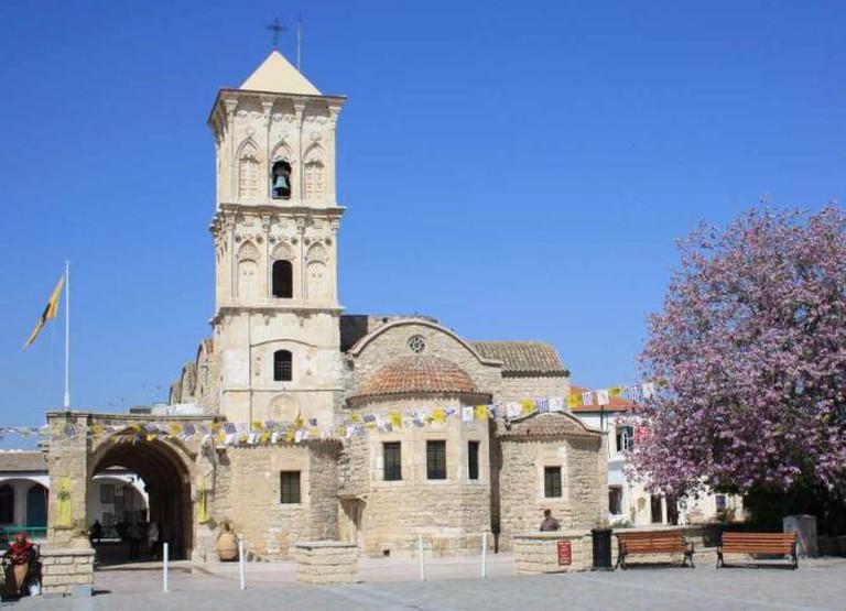 Ayios Lazaros (The Church of Saint Lazarus) | © RCLH/WikiCommons