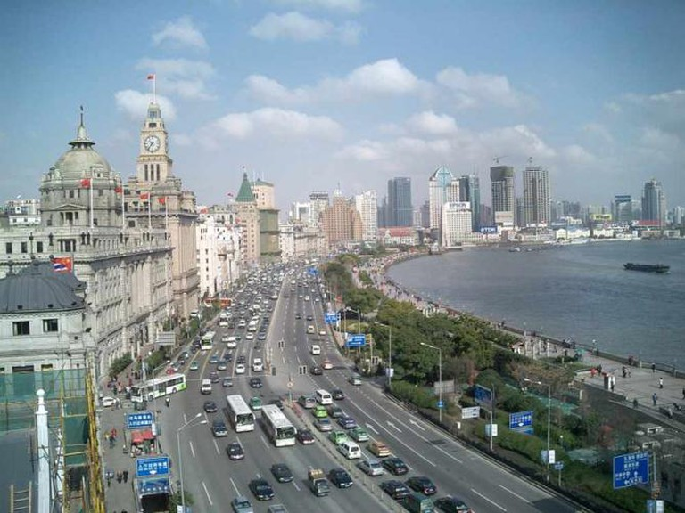 The view from M on the Bund © Mat Booth/Flickr