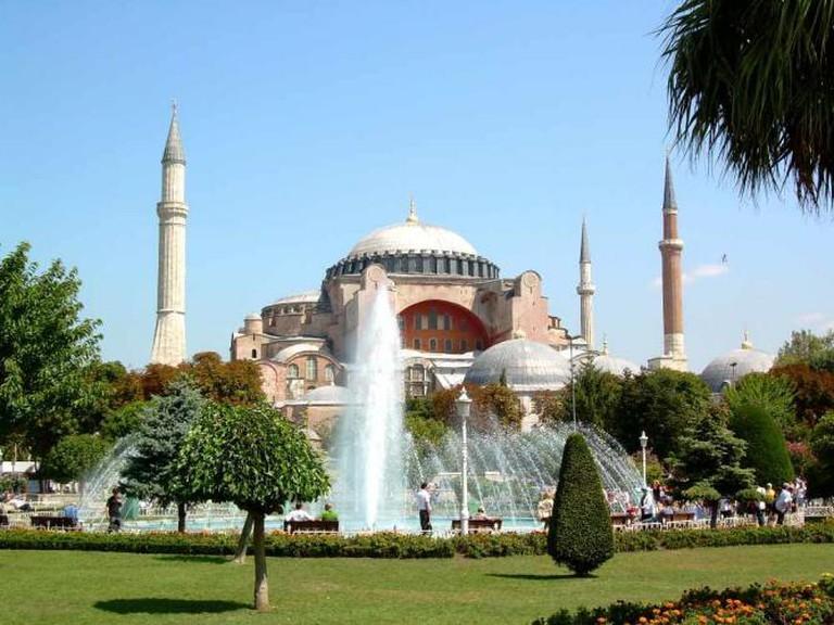 Hagia Sophia Museum / Church (Ayasofya) | © Robster1983/WikiCommons