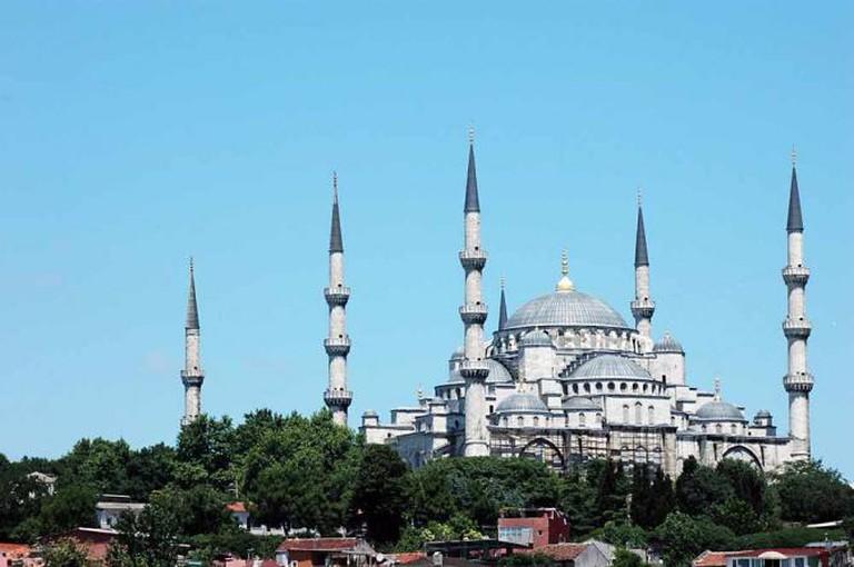 Suleymaniye Mosque | © Javit/WikiCommons