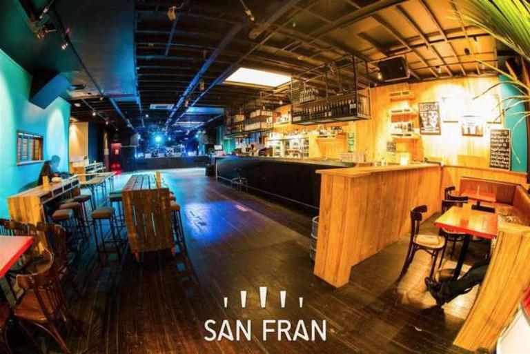 San Fran | Image courtesy of San Fran