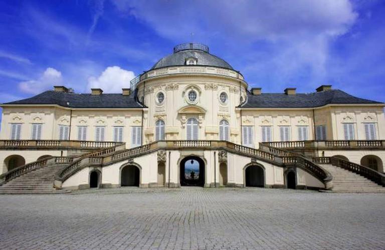 Stuttgart Palace © barnyz/Flickr