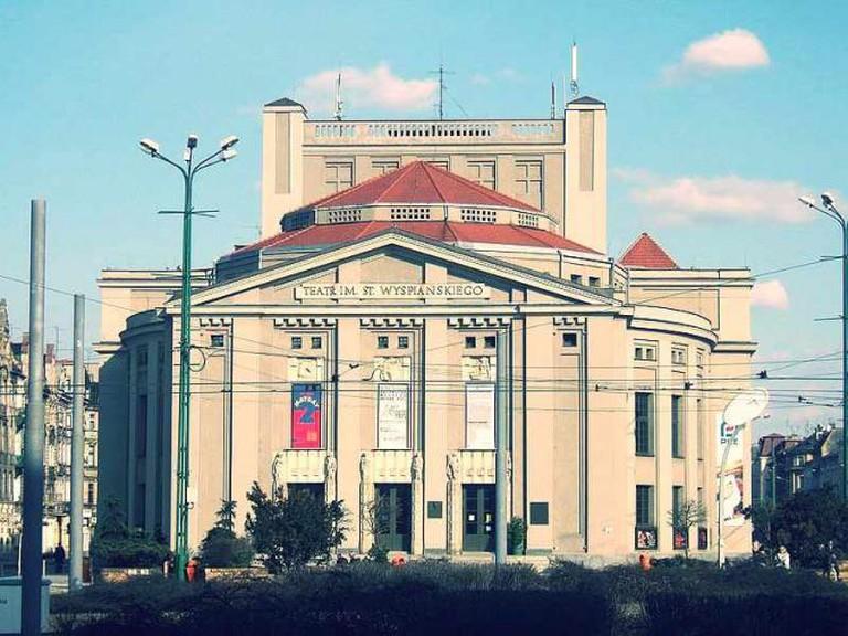 Wyspiański Silesian Theatre   © Petrus Silesius/WikiCommons