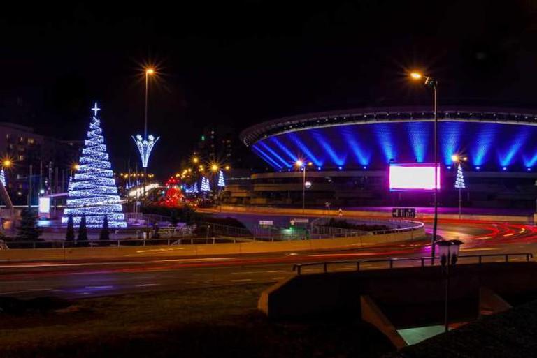 Spodek arena   © Mateusz Jarnot/Flickr