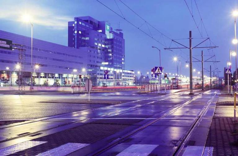 Katowice by night   © Wojtek Mszyca/Flickr