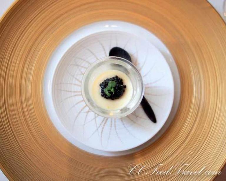 Dessert at Les Amis © CCFoodTravel.com/Flickr