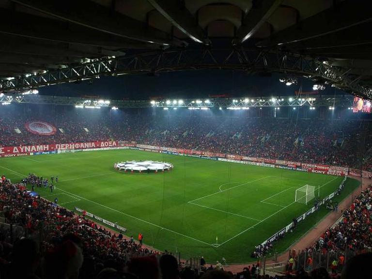 Karaiskaki Stadium | © TodorBozhinov/WikiCommons