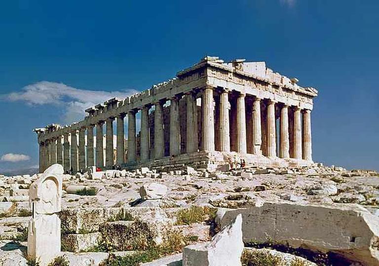 The Parthenon | © Steve Swayne/WikiCommons