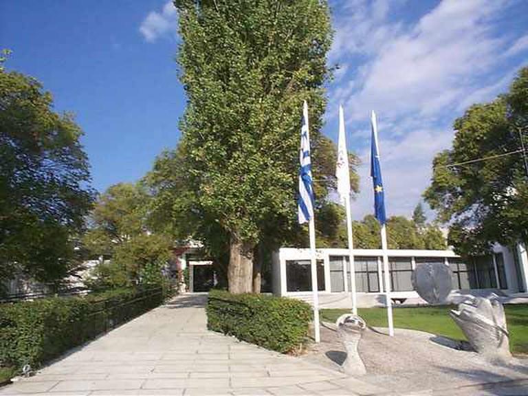 Macedonian Museum of Contemporary Art   © Vlass2000/WikiCommons