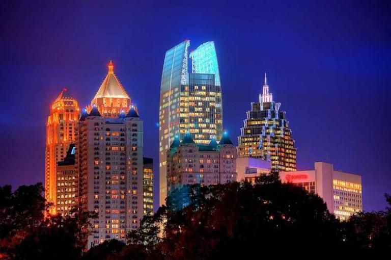 Midtown, Atlanta   © Rick Austin/Flickr