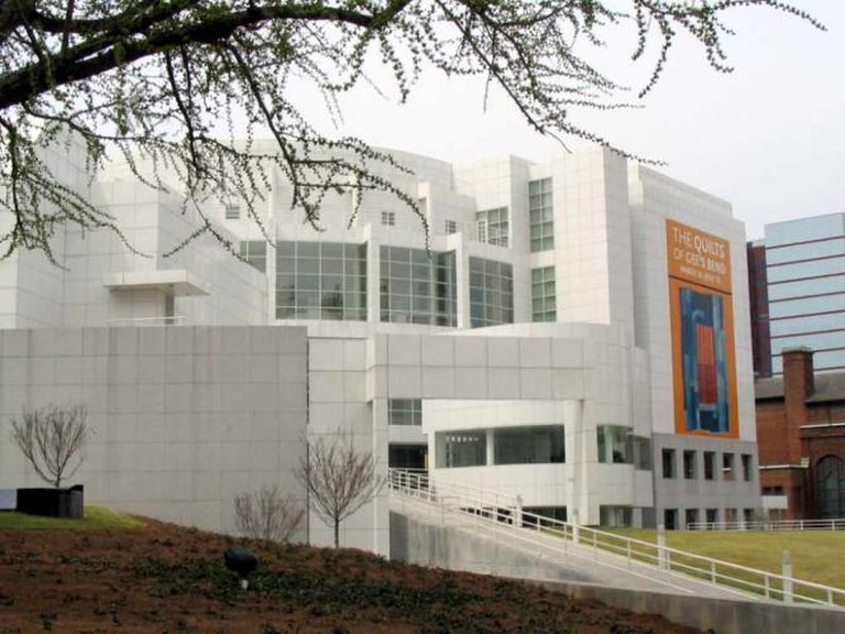 The High Museum of Art   © Lee Coursey