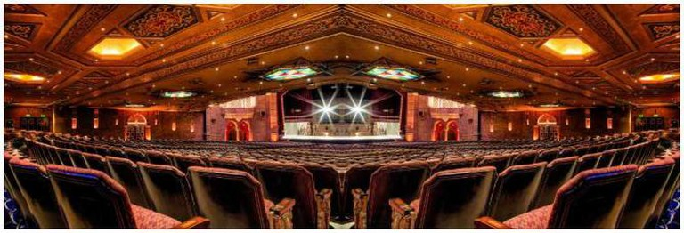 Fox Theatre | © Richard Cawood/Flickr