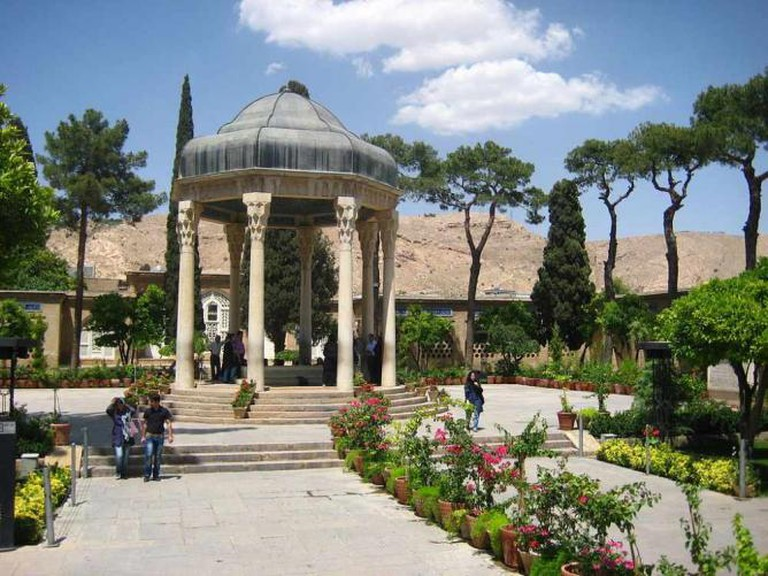 Tomb of Hafez | © Taranis-iuppiter/WikiCommons