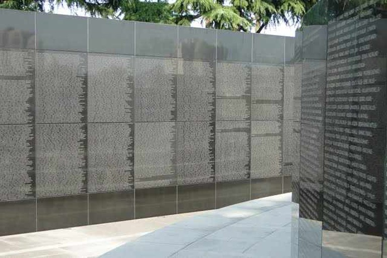 UNMCK Wall of Remembrance