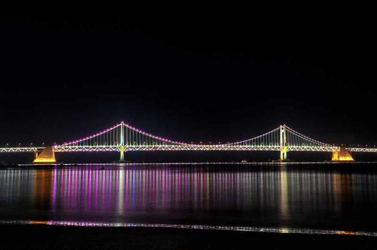Gwangan Bridge | © Caspian blue/WikiCommons