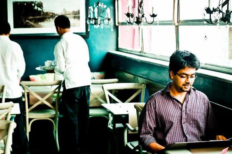 LATITUDE CAFE | © PANKAJ KAUSHAL/Flickr