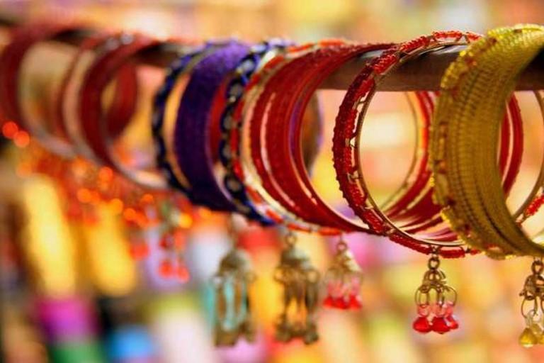 Bangles | © Kamakshi Sachidanandam /Flickr