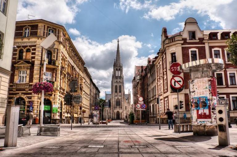 Katowice, Poland   © Bobby Bradley/Flickr