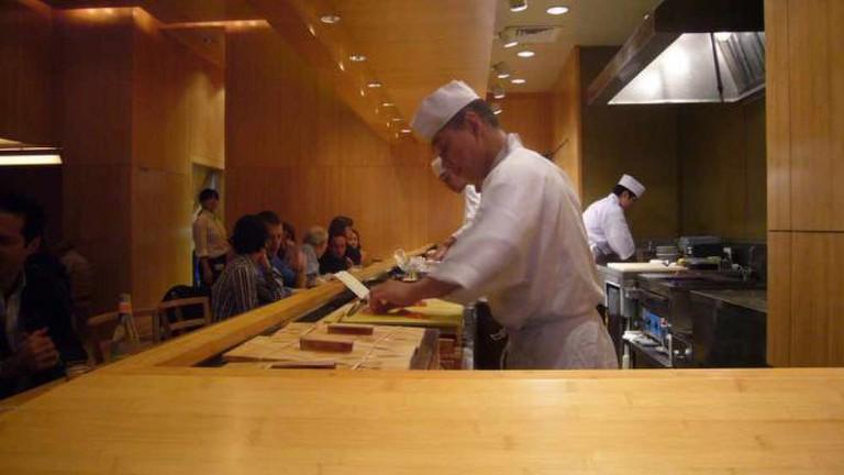 chef at Yasuda