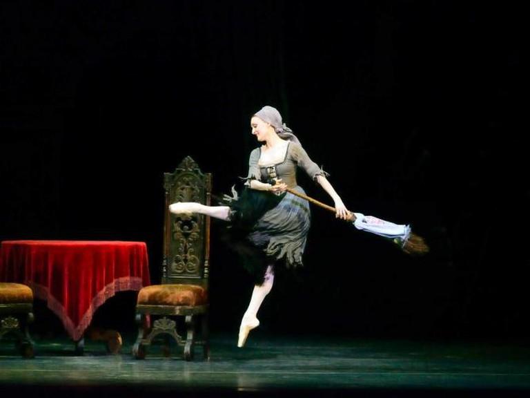 Gillian Murphy in Cinderella