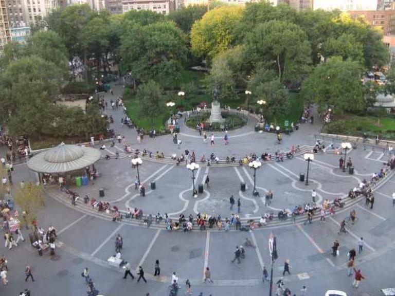 Union Square Park | © LookAtWhatIJustShot/Flickr