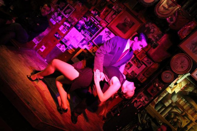 Tango in Montevideo © Rogério Tomaz Jr./Flickr