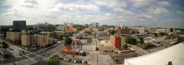 Nashville from the Hutton Hotel | © wcm1111/Flickr