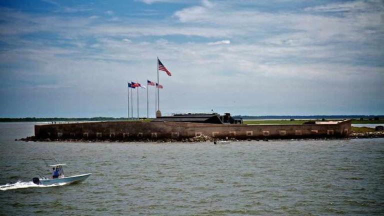 Fort Sumter | © Harry Alverson/Flickr