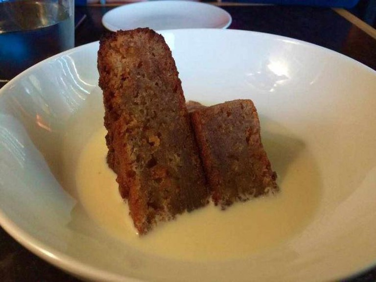 """""""All-Star"""" Donut Bread Pudding 