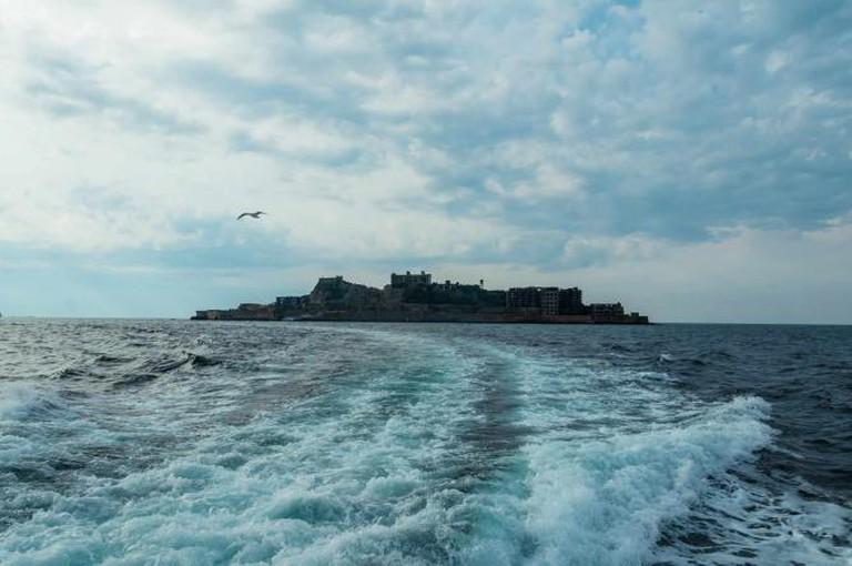 Hashima Island   © waka/ Flickr