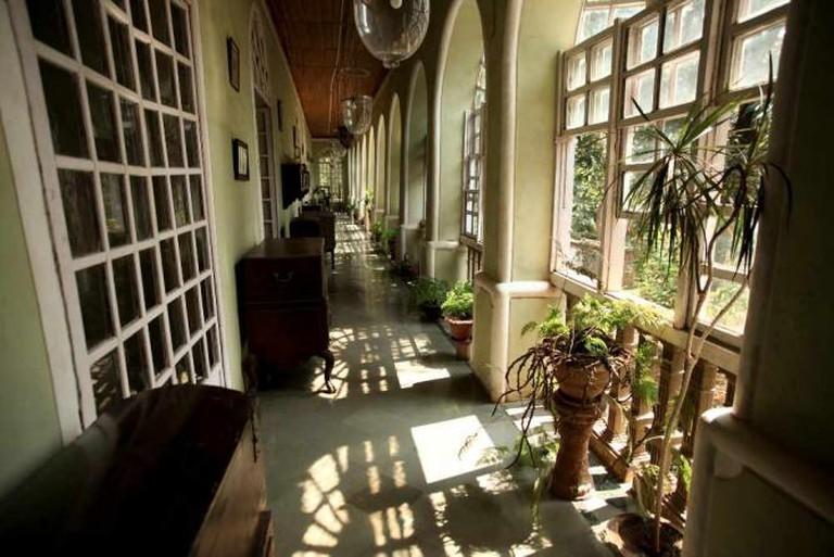 Inside Braganza Mansion | © Nicolas Mirguet /Flickr