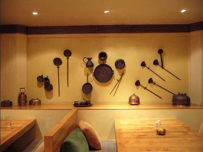 Tools of Cooking - Copper Chimney exhibit 2| © Vasudev (Vas) Bhandarkar/Flickr