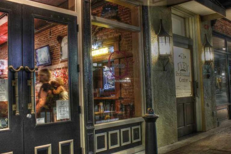 O'Bricks Irish Pub & Martini Bar | © psyberartist/Flickr
