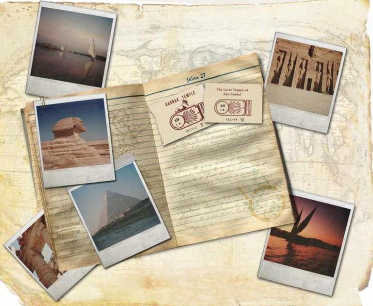 Travel Diary   © Chiaralily/ Flickr