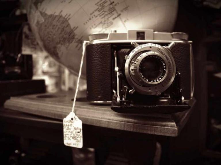 Traveller's Camera   © Edward Conde/ Flickr