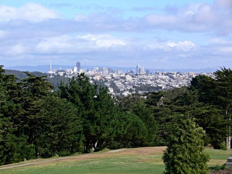 Downtown from Lincoln Park |© Wikipedia