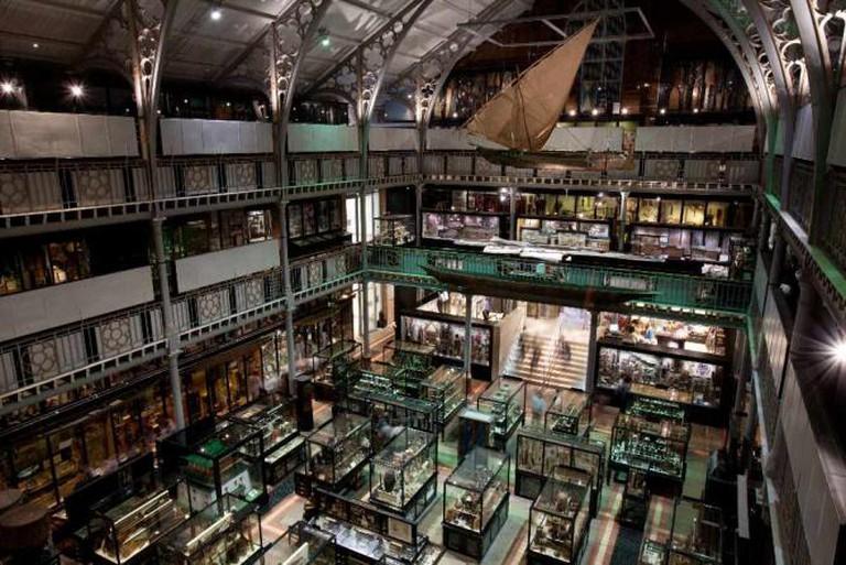 Pitt Rivers Museum, Oxford, UK | © Jorge Royan/Wikicommons