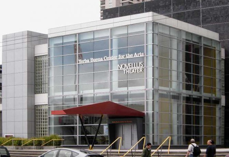 Yerba Buena Center for the Arts | © BrokenSphere/Wikimedia