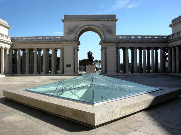The Legion of Honor |© Sailko/Wikimedia