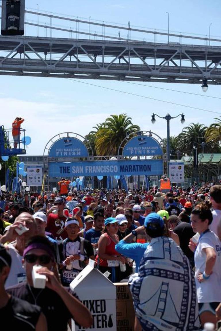 2014 San Francisco Marathon | © Jun Selta/Flickr