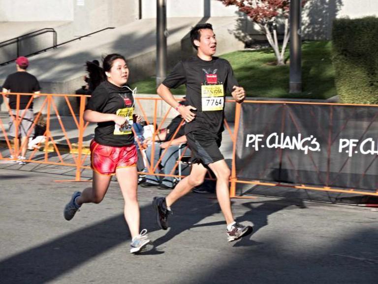 Rock 'n' Roll San Jose Half Marathon | © Don DeBold/Flickr