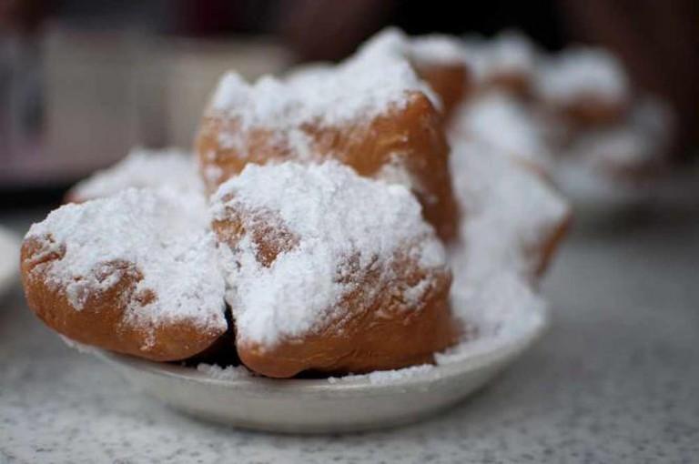 Beignets from Café du Monde in New Orleans   © chuckyeager/Flickr
