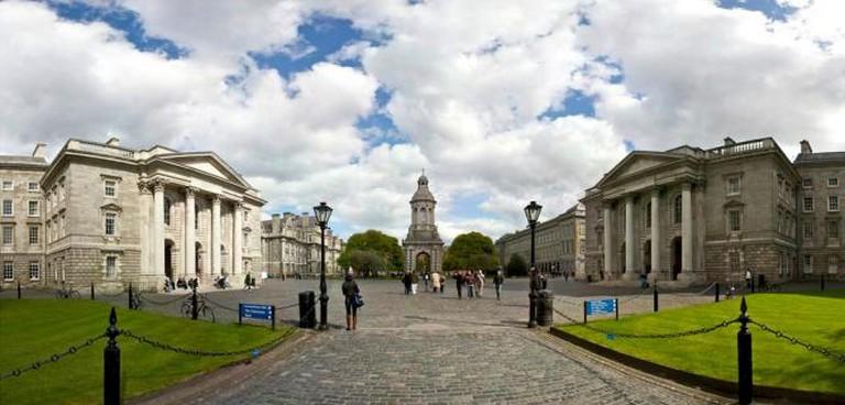 Trinity College Dublin © Philip Milne/Flickr