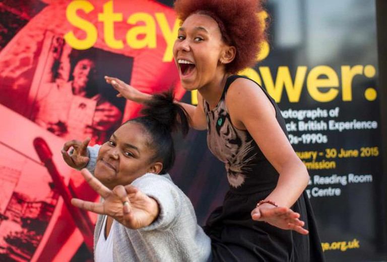 Truth About Youth performers © Ovalhouse