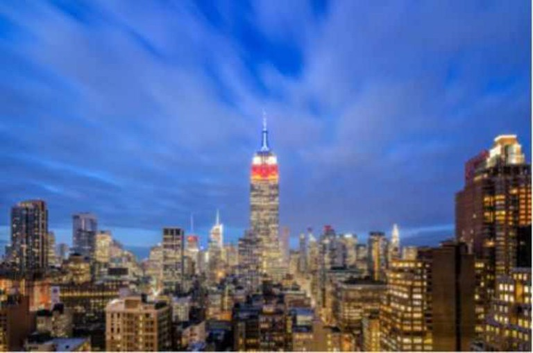 View from 230 Fifth Rooftop Bar | © Bjorg