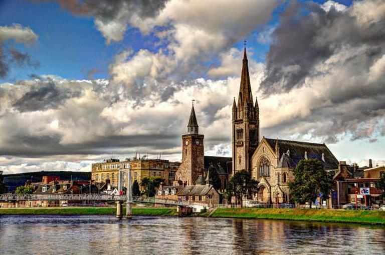 Iverness | © mendhak/Flickr