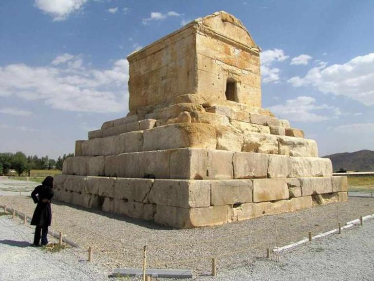Tomb of Cyrus the Great | © PersianDutchNetwork/Wikicommons